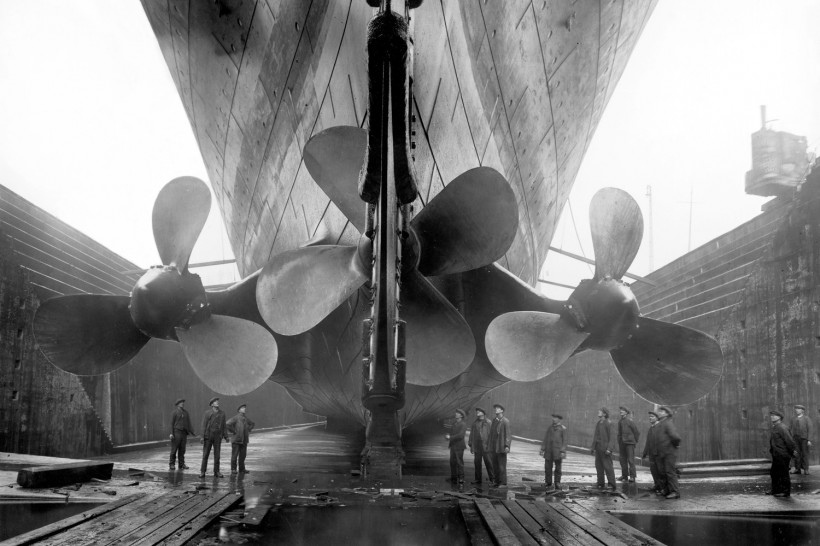 Titanicpropellers