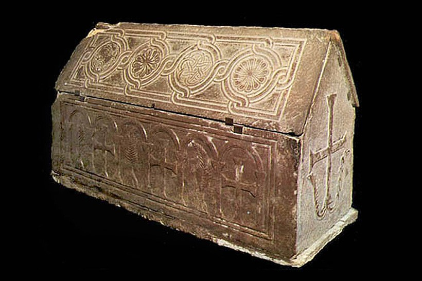 Тисульский саркофаг