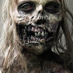 Как выглядит настоящий зомби фото