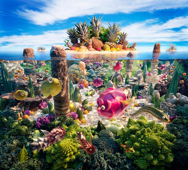 Coralscape