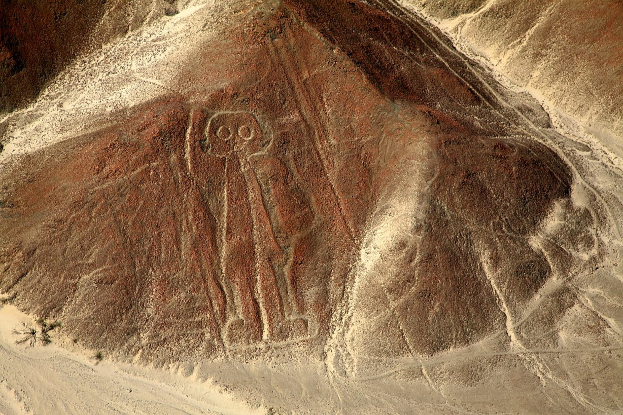 geoglyphs of the nazca culture Scholars perceive the nasca as arising out of the paracas culture to record the geoglyphs digitally more on the nazca: guide to the nasca.
