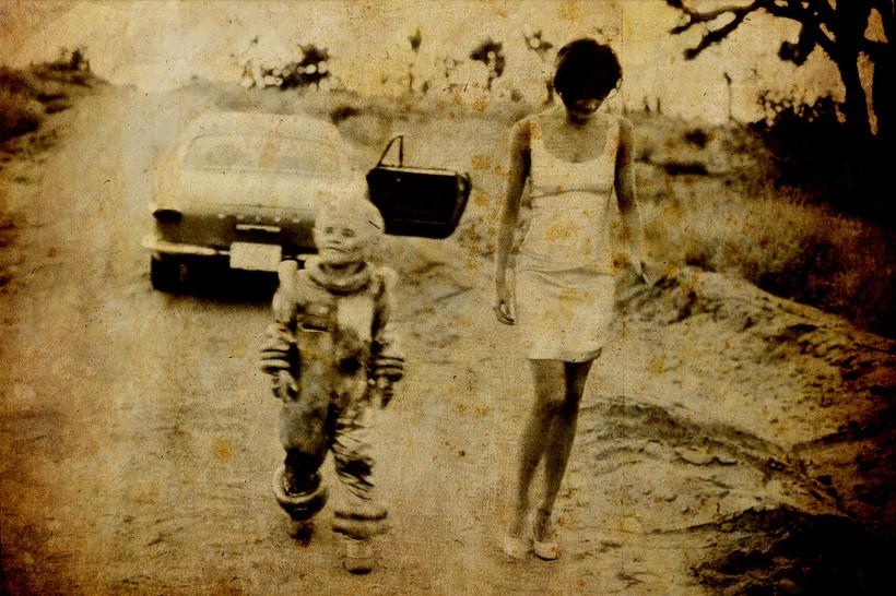 Контакт с инопланетянами — в плену у пришельцев