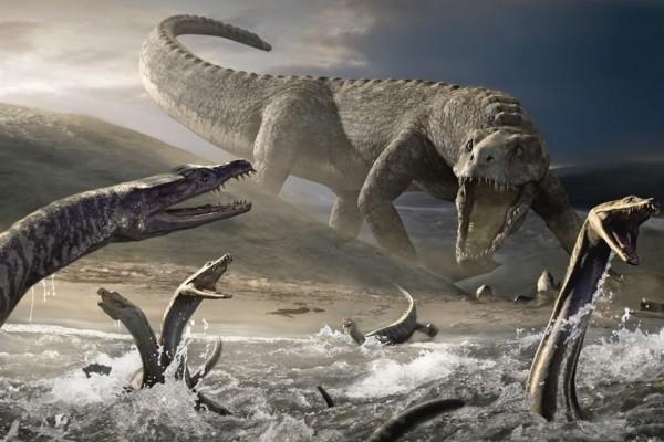 динозавтры