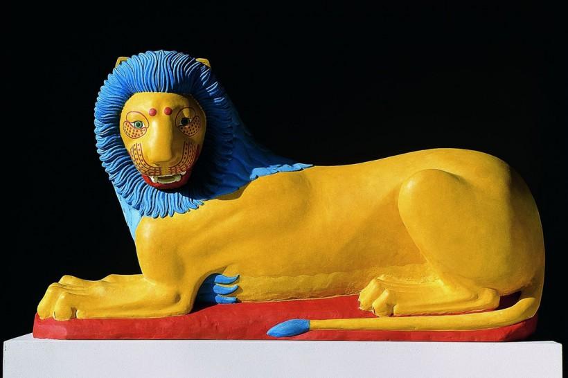 Loutraki-lion-color