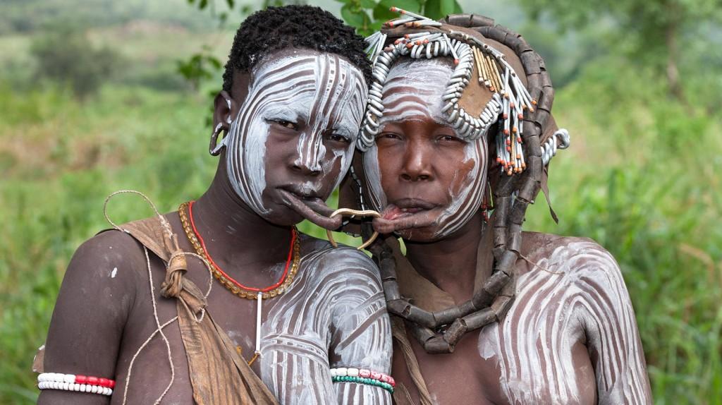 Видео разное порно женщин африки 6