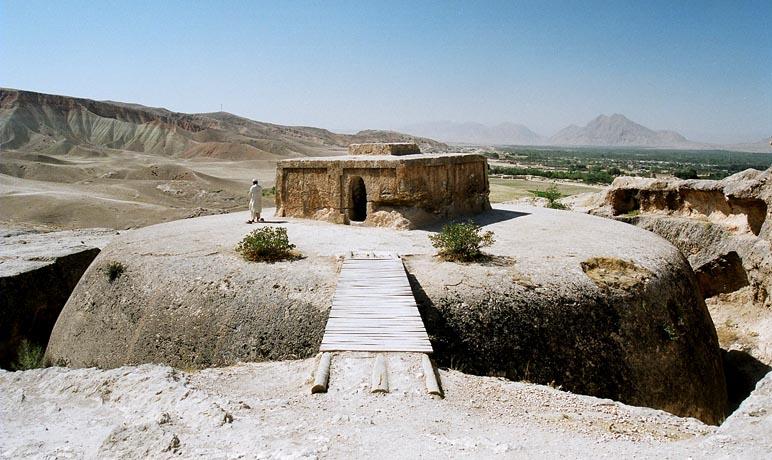Мес Айнак — загадочный древний мегалит Афганистана