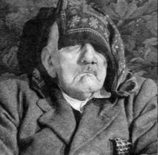 Гитлер на смертном одре